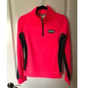 PINK dry fit long sleeve